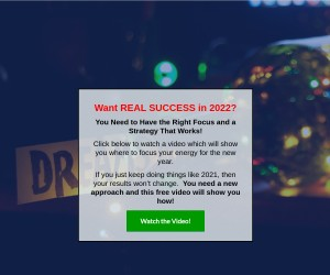 Free Video Reveals Your Solution for 2020