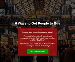 6 Reasons People Don't Buy