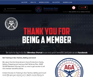 First Gun T-shirt On CB - Give It Away Free - Gun Carrier