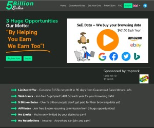 Get Paid $520,000   Join FREE.