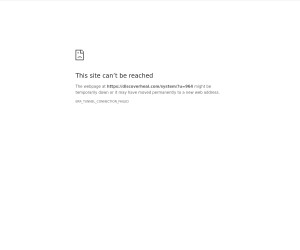 Have you Discovered Heal Yet?