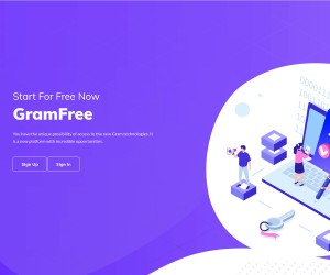 Start earning gramfree now!