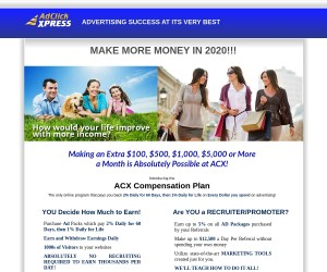 Making an Extra $100, $500, $1,000, $5,000 or More a Month is Absolutely Possible at ACX!