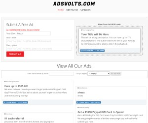 Free To Post Ads Anytime crolling Classifieds