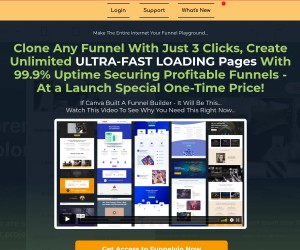 A Funnel System Built By Expert Marketers To Make You Look Like A Marketing Expert!