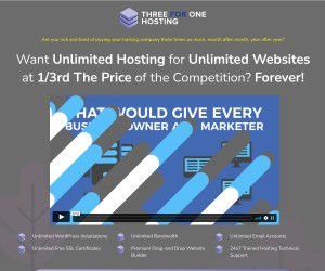 Want Unlimited Hosting for Unlimited