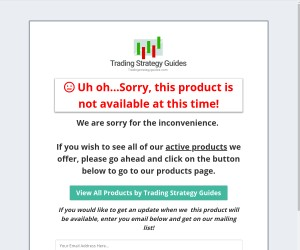 Trading Strategy live training