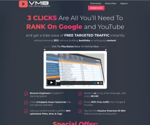 Rank Videos On Google & Youtube With 3 ONLY CLICKS