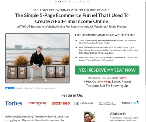 EXCLUSIVE FREE WEBINAR WITH