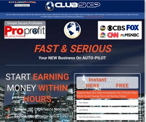 YOUR NEW BUSINESS ON AUTO PILOT : )