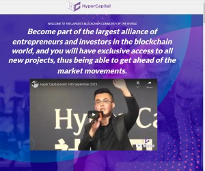 Be part of the largest alliance in the blockchain world