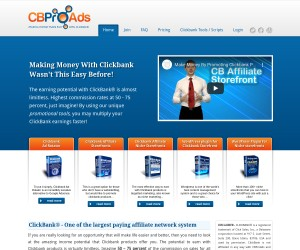 Easy clickbank ads