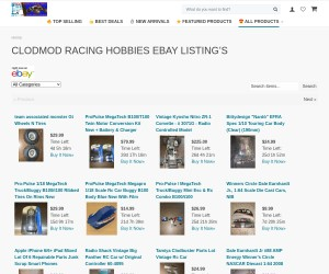 clodmodracing.com Hobby Shop