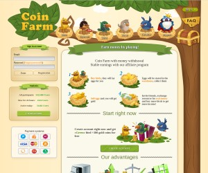 Earn money by playing!