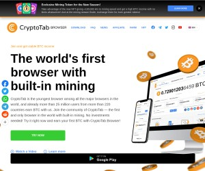 earn free btc using browser