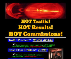 Earn Tons Of Traffic and Commissions Like The Big Dogs!