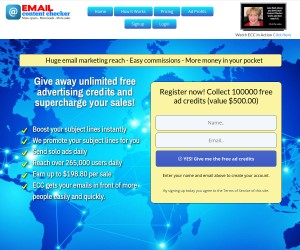 Huge email marketing reach - Easy commissions - More greenbacks in your pocket