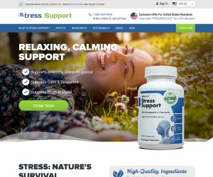 Anxiety & Stress, Dietary Supplements, Sleep Support