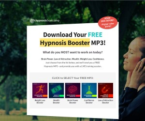 Download Your FREE Hypnosis Booster MP3!