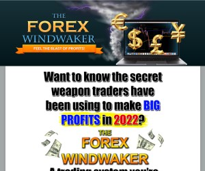 The Forex WindWaker System, Super Accurate, Guaranteed Daily Profits! E-mail/SMS Alerts!