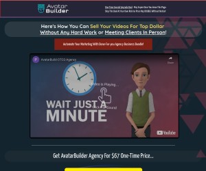 Make 7 Figure Income with Avatar Builder