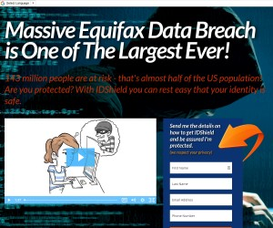 Massive Equifax Data Breach