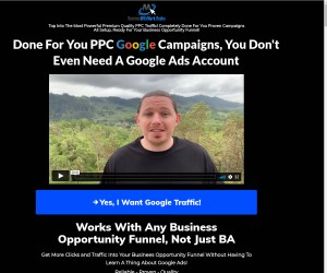 This traffic is optimized for your business opportunity funnels…