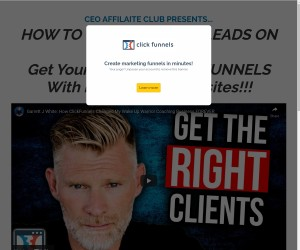 Explode Your Business By Over 540%  3 Prebuilt Click Funnels FREE