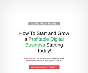 Work From Home Made Easy!