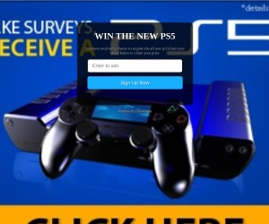 STOP! DONT YOU KNOW YOU TOO CAN OWN THE NEW PS5