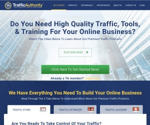 Proven Traffic to your Business Opportunities
