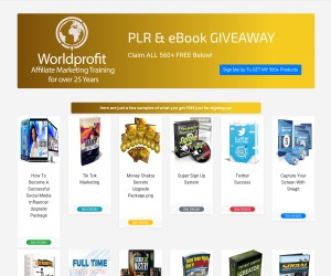 425+ Product eStore Offer ON NOW - F R E E Lifetime Traffic & Leads For ANY Business