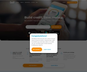 What is self ? The best credit builder