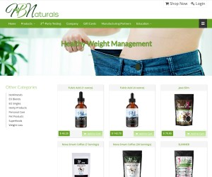 Healthy Weight Management - FREE Samples