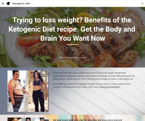 lose weight with keto power diet