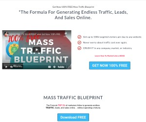 The formula for generating endless TRAFFIC, leads, and sales online.