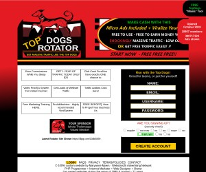 Top Dogs.. will make YOU a Top Dog.