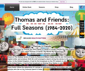 Thomas and Friends: Full Seasons (1984-2020) - Free Videos Downloads and Watch