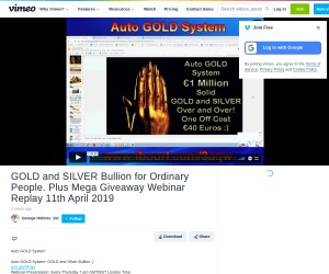 Auto GOLD and SILVER Bullion for Ordinary People!