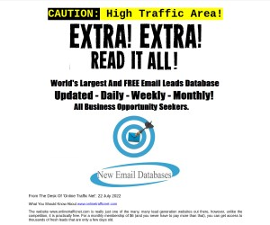 Get 1000+ FREE Leads EVERY DAY