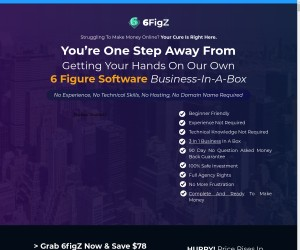 6 Figure Software Business-In-A-Box