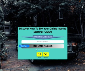 Discover How To 10X Your Online Income Starting TODAY!
