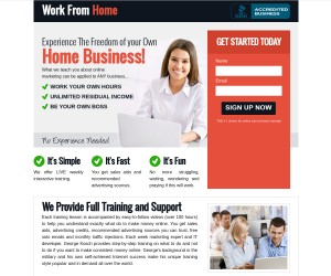 Work From Home >>> Includes Affiliate Promotion Training Program FREE