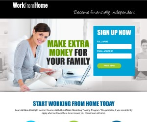 Become Financially Independent >>> Includes Affiliate Promotion Training Program FREE