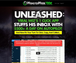 MONSTER ALERT:  New app STUFFS $500 A DAY STUFF 100% commissions on 5 TIERS