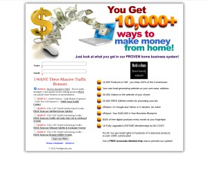 Get 10,000+ Proven Ways To Make Money From Home!