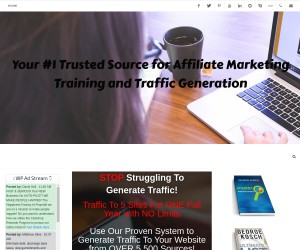Introducing The Ultimate Plug & Play System That Will Generate Unlimited Clickbank Commissions On Co