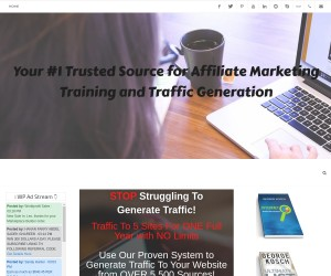 Promote your Website to over ONE Million Members In Our Network! Absolutely - Zero Cost!