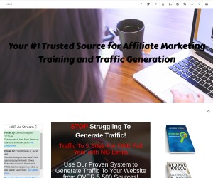 [ Traffic To 5 Sites For ONE Full Year with NO Limits ] Promote Affiliate Links - Change ANYTIME (De