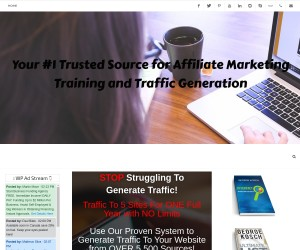 [ Traffic To 5 Sites For ONE Full Year with NO Limits ] Promote Affiliate Links